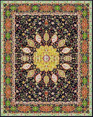 Hand Knotted Carpet 05