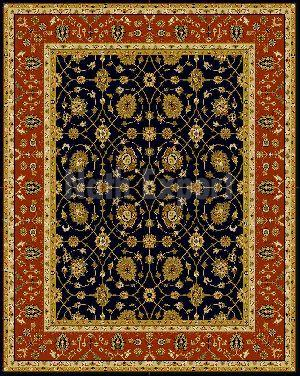 Hand Knotted Carpet 09