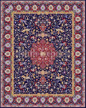 Hand Knotted Carpet 10