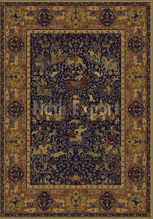 Hand Knotted Carpet 12