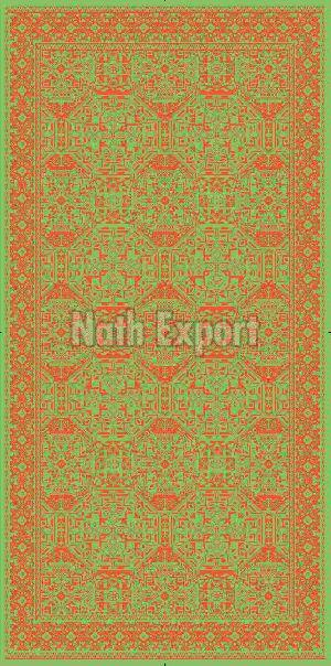 Hand Knotted Carpet 15