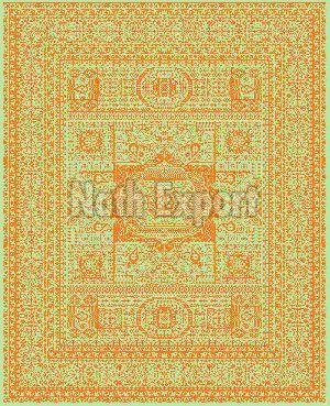 Hand Knotted Carpet 24
