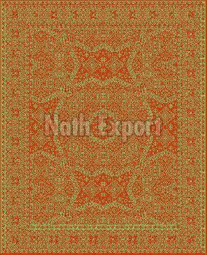 Hand Knotted Carpet 26