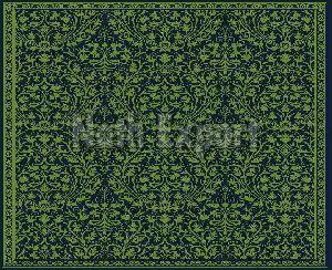 Hand Knotted Carpet 34