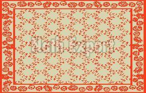 Hand Knotted Carpet 37