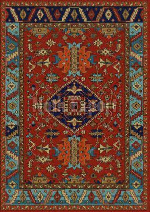 Hand Knotted Carpet 39