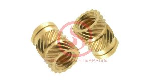 Brass Thermoplastic Inserts