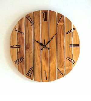 Fancy Wooden Clocks