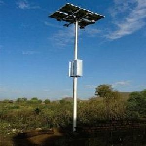 Solar High Mast Lights