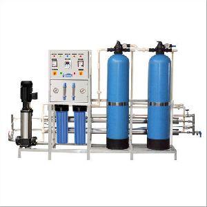 250 LPH Industrial RO Plant 01