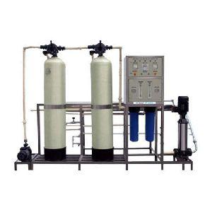 250 LPH Industrial RO Plant 02