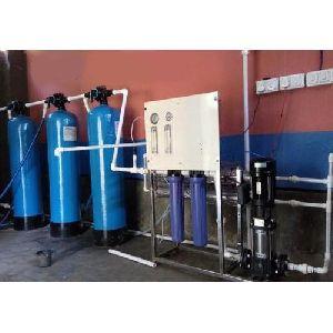500 LPH 4 Membrane Commercial RO Plant