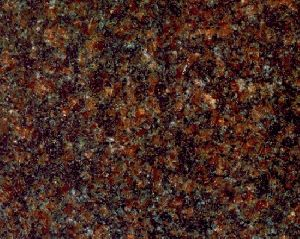 Indian Mahagony Granite