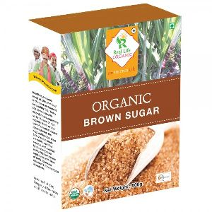 Organic Suger Brown