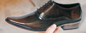 Mens Brown Formal Shoes 05