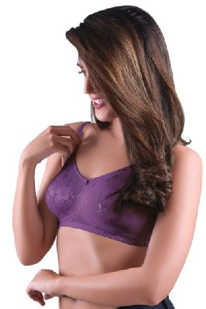 61331 Ladies Plain Bra