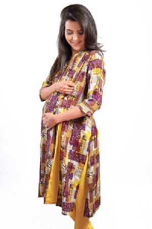 Ladies Maternity Kurtis