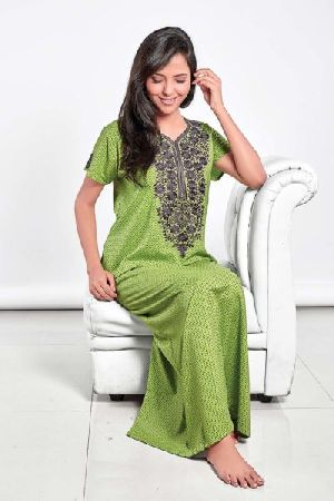 SC-410540 Ladies Embroidered Nighty
