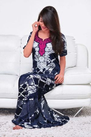 SC-410602 Ladies Embroidered Nighty