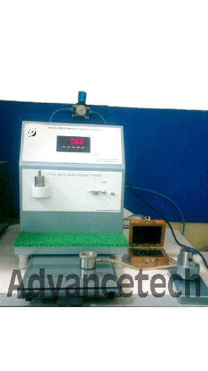 Digital Smoothness & Porosity Tester