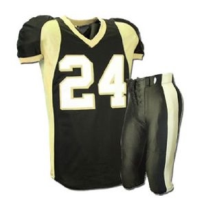 American Football Uniform 01