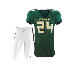 American Football Uniform 08