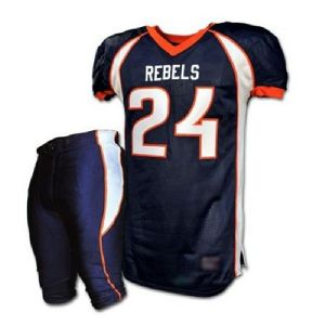 American Football Uniform 09