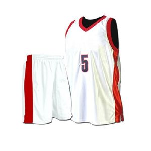 Basketball Uniform 08