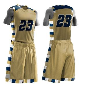Basketball Uniform 09