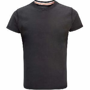 Mens Plain Round Neck T-Shirt 04
