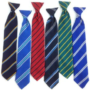 Printed School Ties