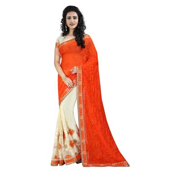 Georgette Bollywood Sarees