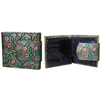 L-10002  Ladies Shanti Leather Wallet