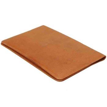 L-5056 Document Holder Eco Leather Tan Colour