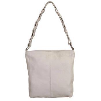L-5100 E Ladies Bag Nappa Off - White Colour