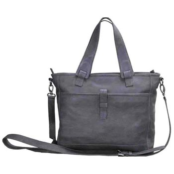 L-5219 Shoulder Bag Waxy Wash Leather - Toupe