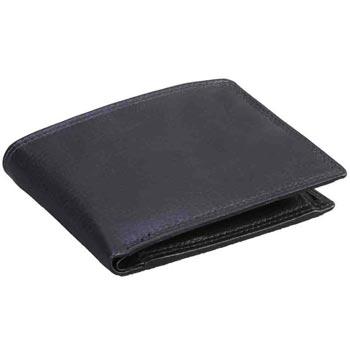 L-5244 Wallet Nappa Leather  Black - Men's