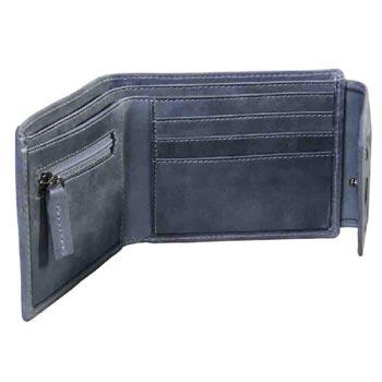 L-5290 Wallet Waxy Wash Leather