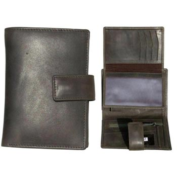 L-5966  Ladies Eco Leather Wallet