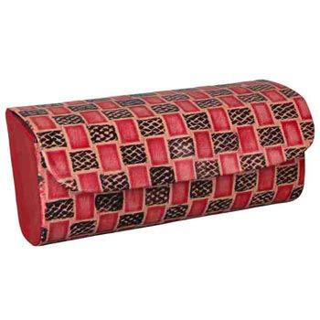 L-9004 DA Shanti Leather Spectacle Case