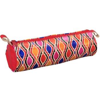 L-9148 P Shanti Leather Pencil Case