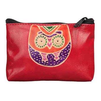 L-9238 Shanti Leather Pouch