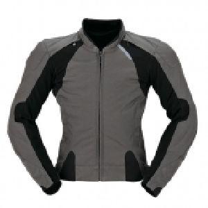 FLE-101 Leather Motorbike Jacket