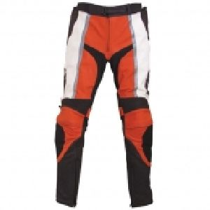 FLE-202 Leather Motorbike Trouser