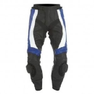 FLE-203 Leather Motorbike Trouser