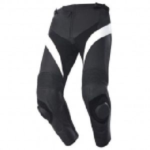 FLE-206 Leather Motorbike Trouser