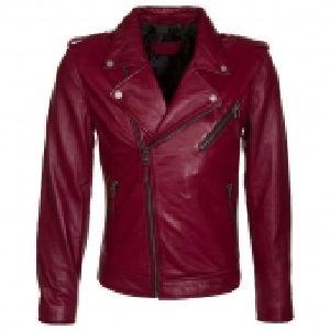 FLE-2101 Leather Mens Jacket