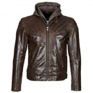 FLE-2102 Leather Mens Jacket
