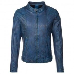 FLE-2103 Leather Mens Jacket