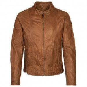FLE-2104 Leather Mens Jacket